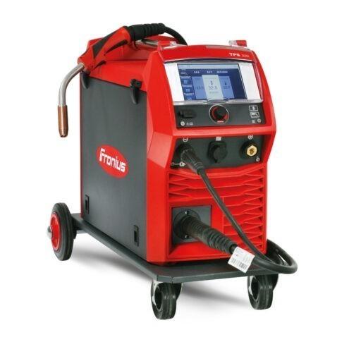 tpsi 320 fronius compact mig mag aparat zavarachen suh gas