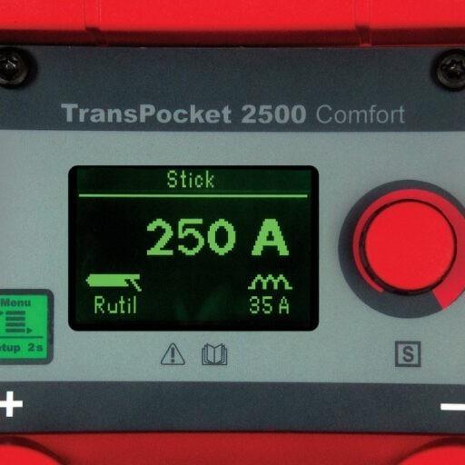 fronius transpocket 2500 comfort